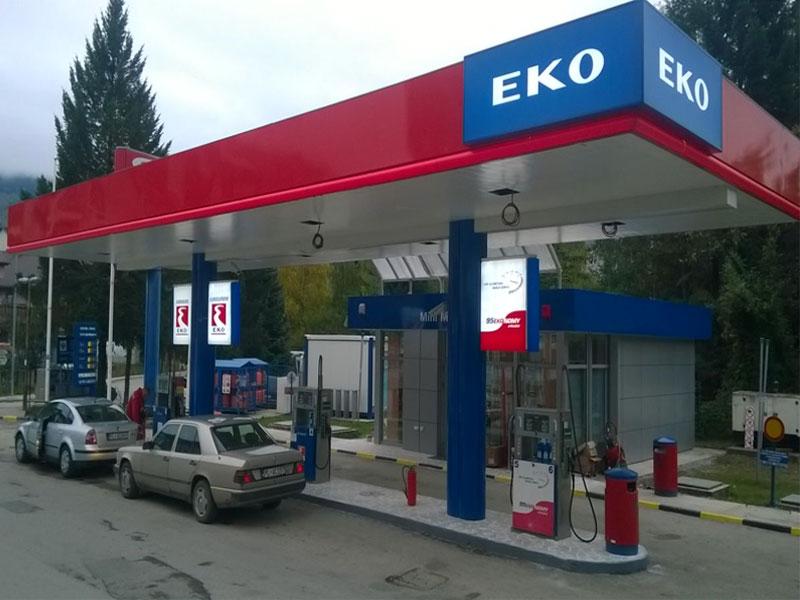 Eurozox-Benzinska stanica Plav