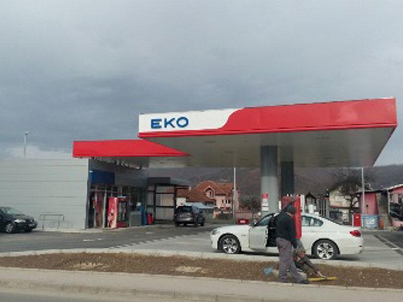 Eurozox-Benzinska stanica Bijelo Polje