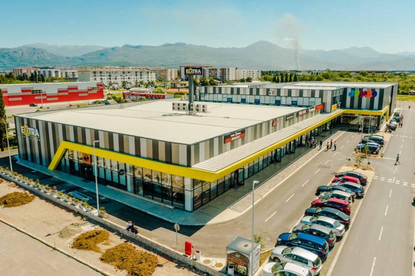 Eurozox-Poslovni objekat Extra retail park