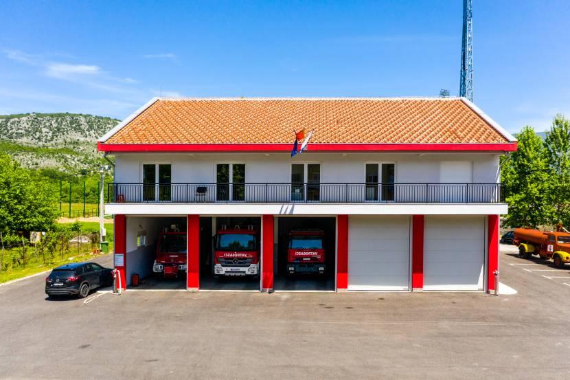Eurozox-Vatrogasni dom