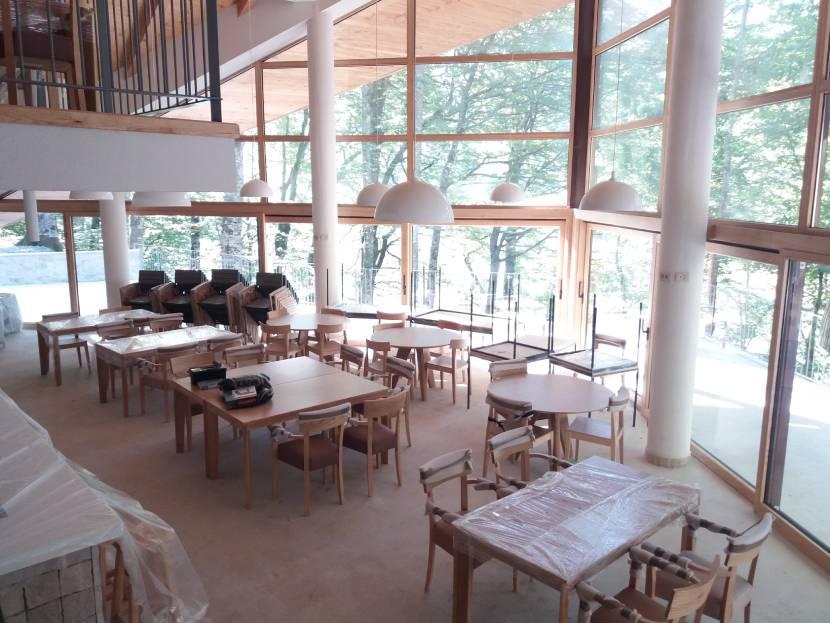 Eurozox-Restoran Biogradska gora